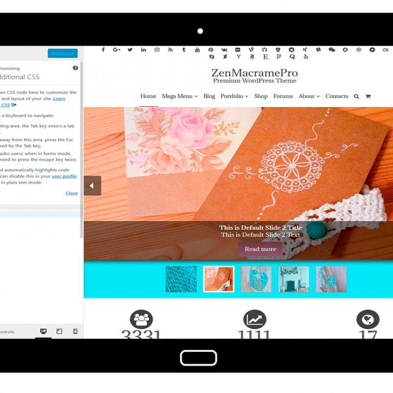 ZenMacramePro-customizing-additional-css