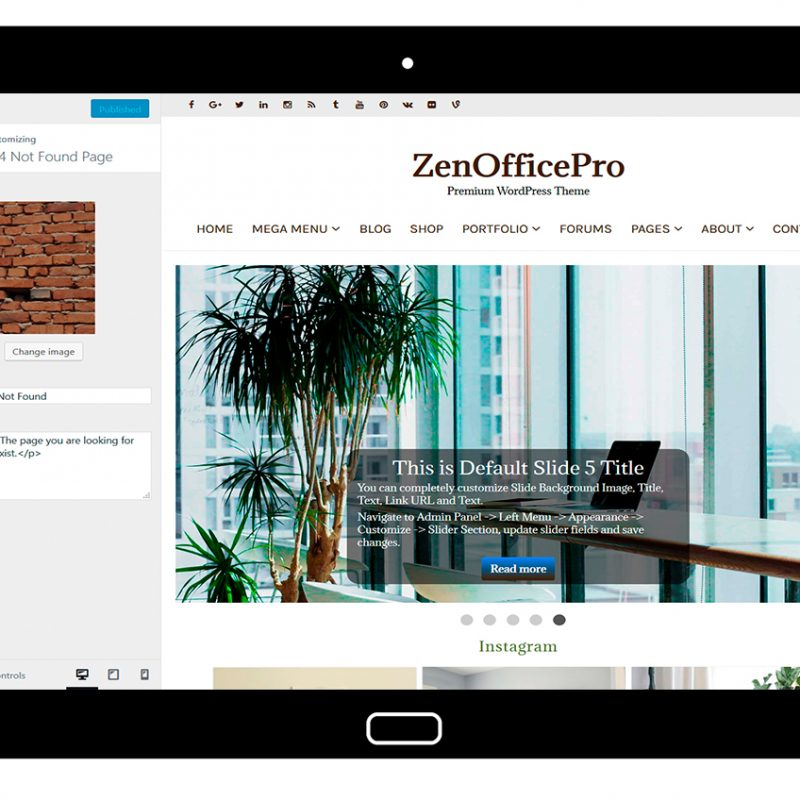 ZenOfficePro-customizing-404-not-found-page