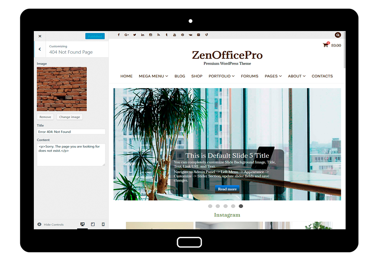 ZenOfficePro-customizing-404-not-found-page