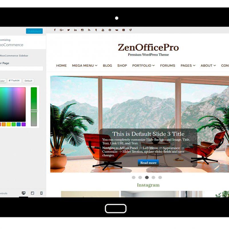 ZenOfficePro-customizing-woocommerce1