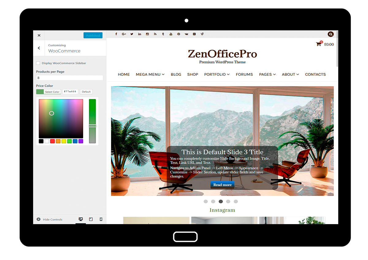 ZenOfficePro-customizing-woocommerce1