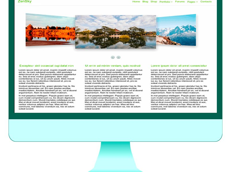 zentemplates-zensky-free-wordpress-theme-desktop-mockup-themes