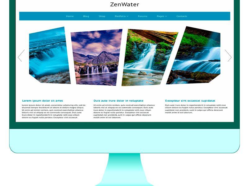 zentemplates-zenwater-free-wordpress-theme-desktop-mockup-themes